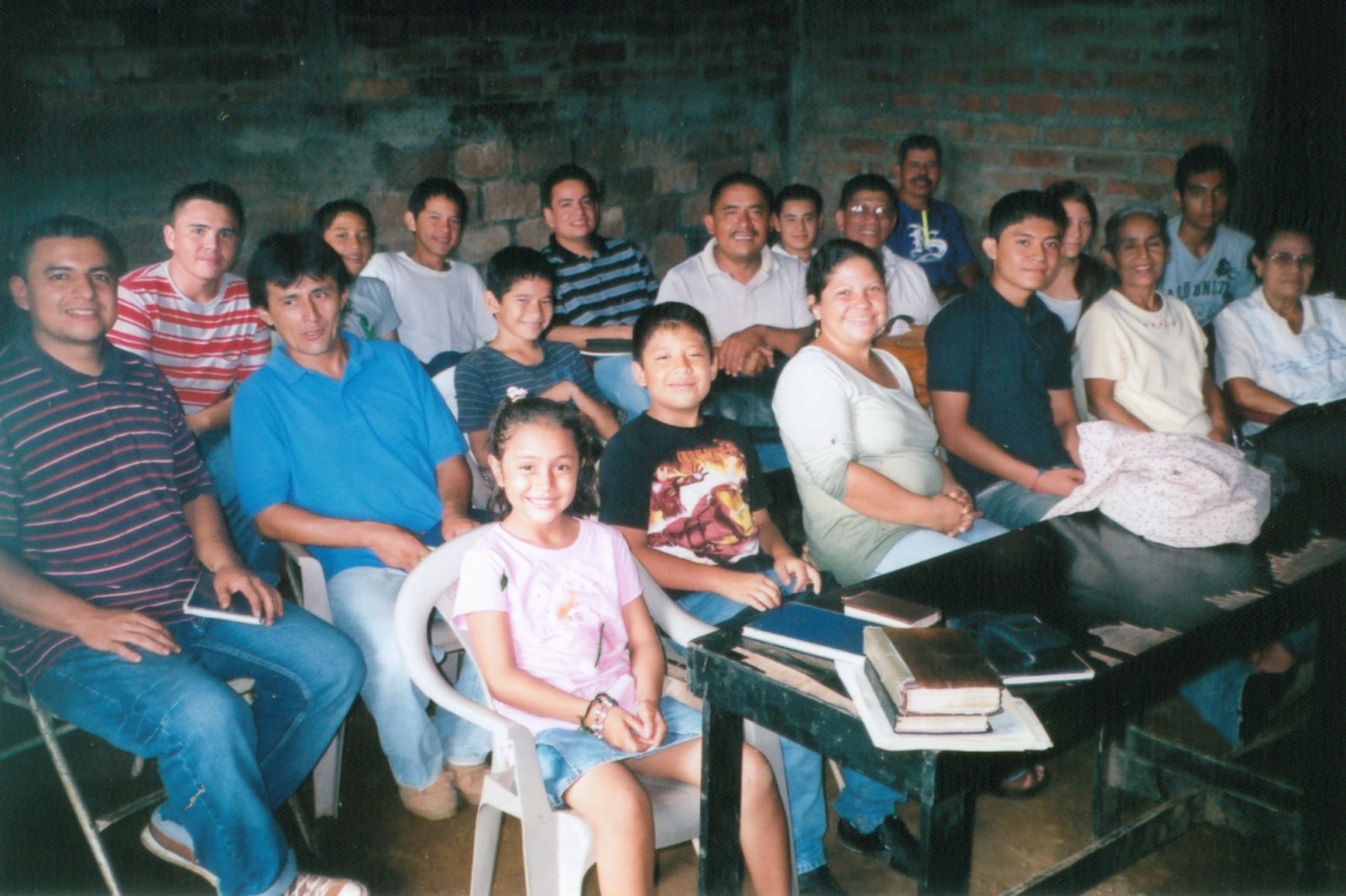 New Ecclesial Hall in El Salvador
